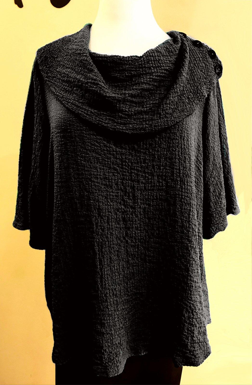 Yushi Top - Black