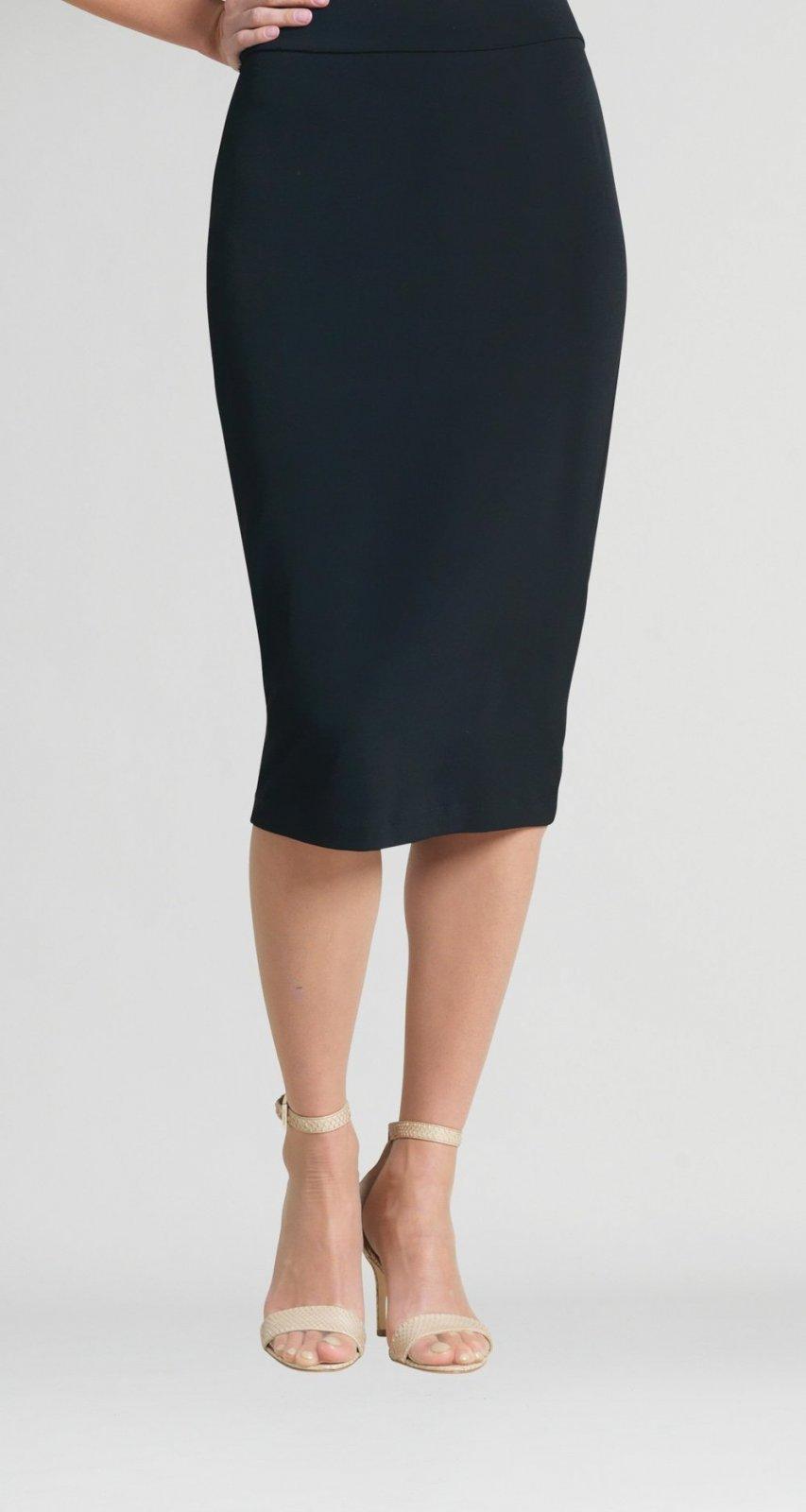 Clara Sun Woo Tapered Midi Skirt
