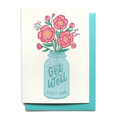 HENNEL GET WELL CARD