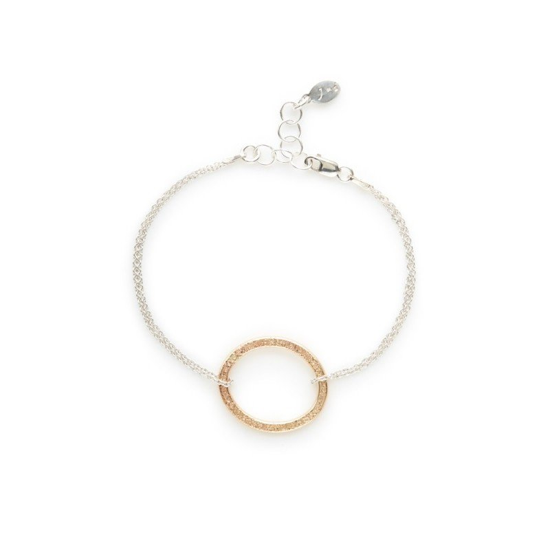 J&I GOLD FILLED BRACELET
