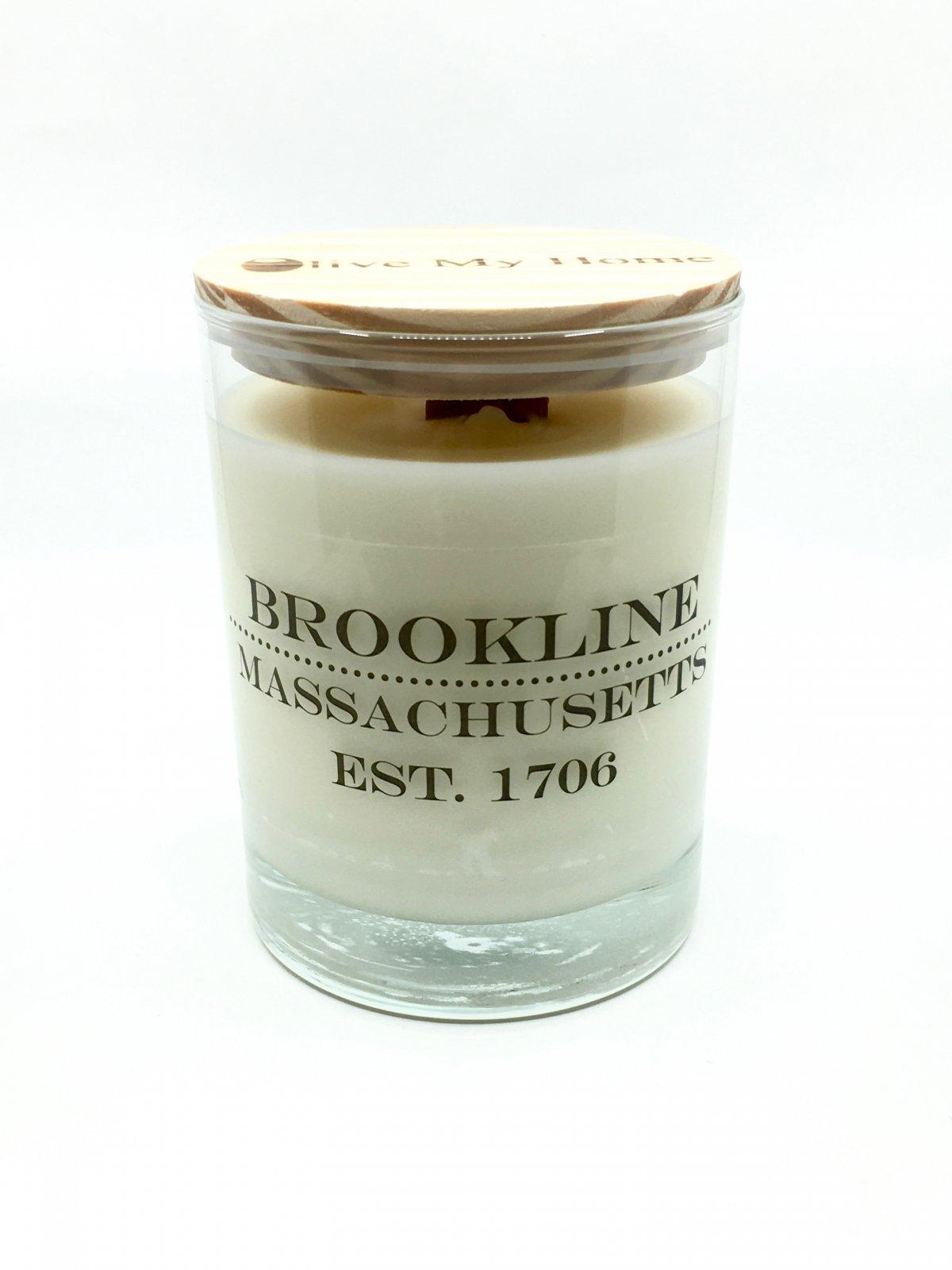 Brookline Sea Salt & Sage Candle