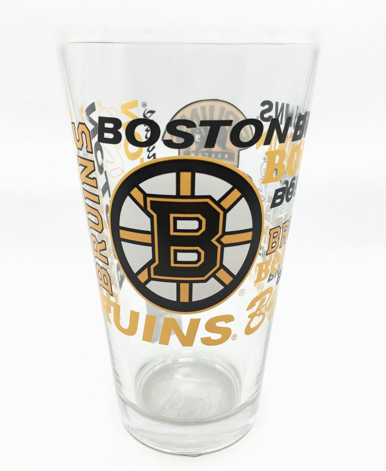 Bruins Pint Glass - 16oz