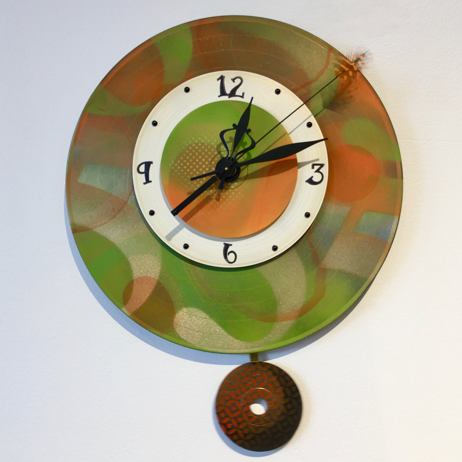 Dickinson Pendulum Clock