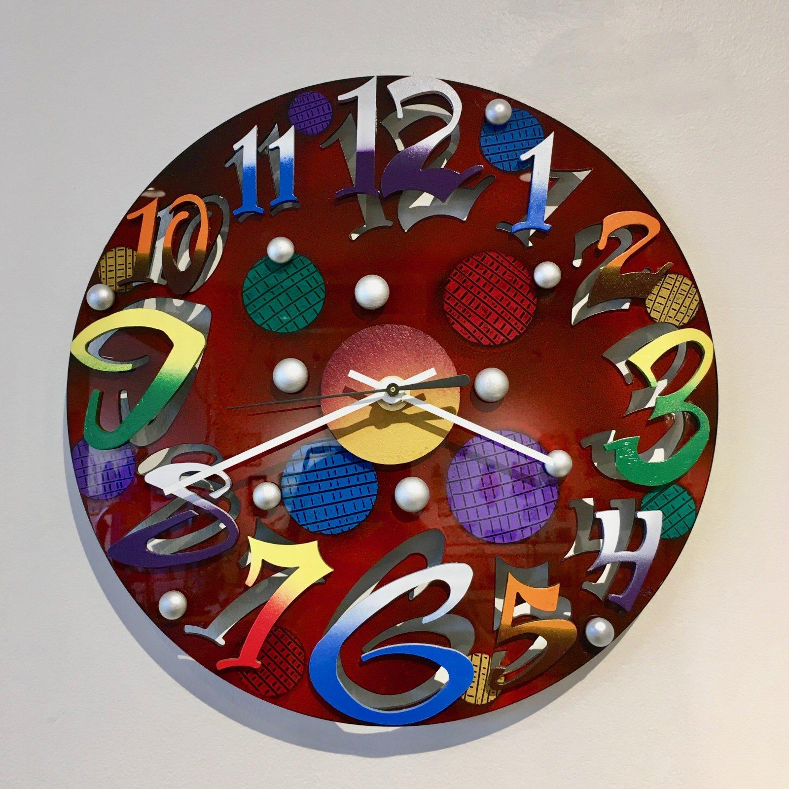Scherer Wall Clock