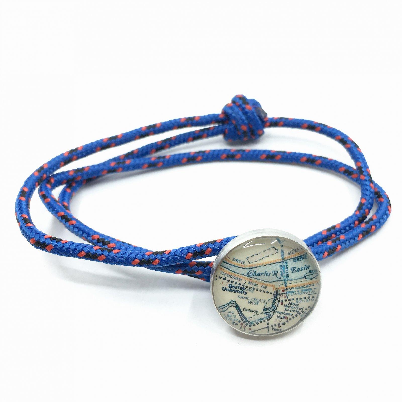 Chart BU Rope Bracelet