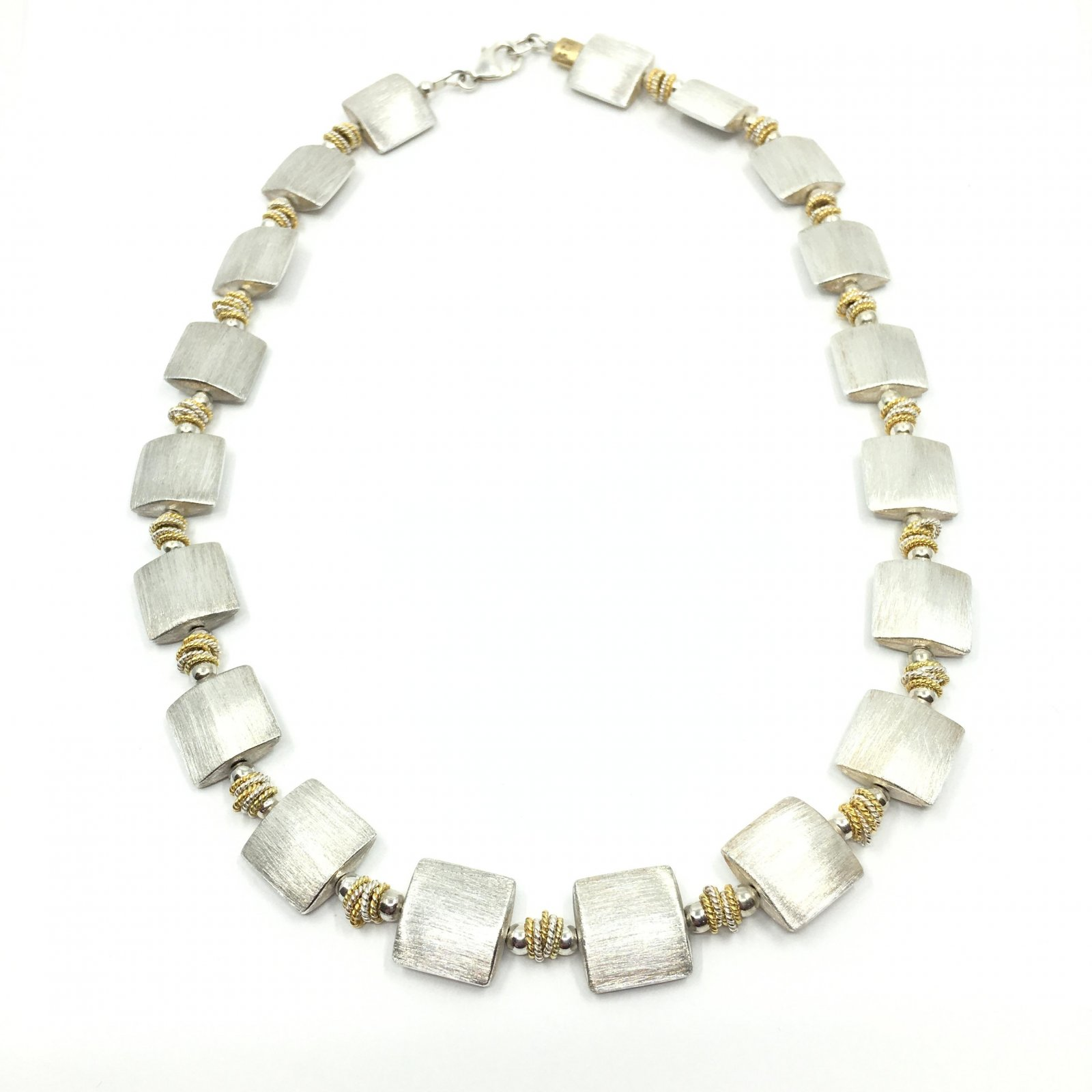 Naomi Silver and Vermeil Necklace