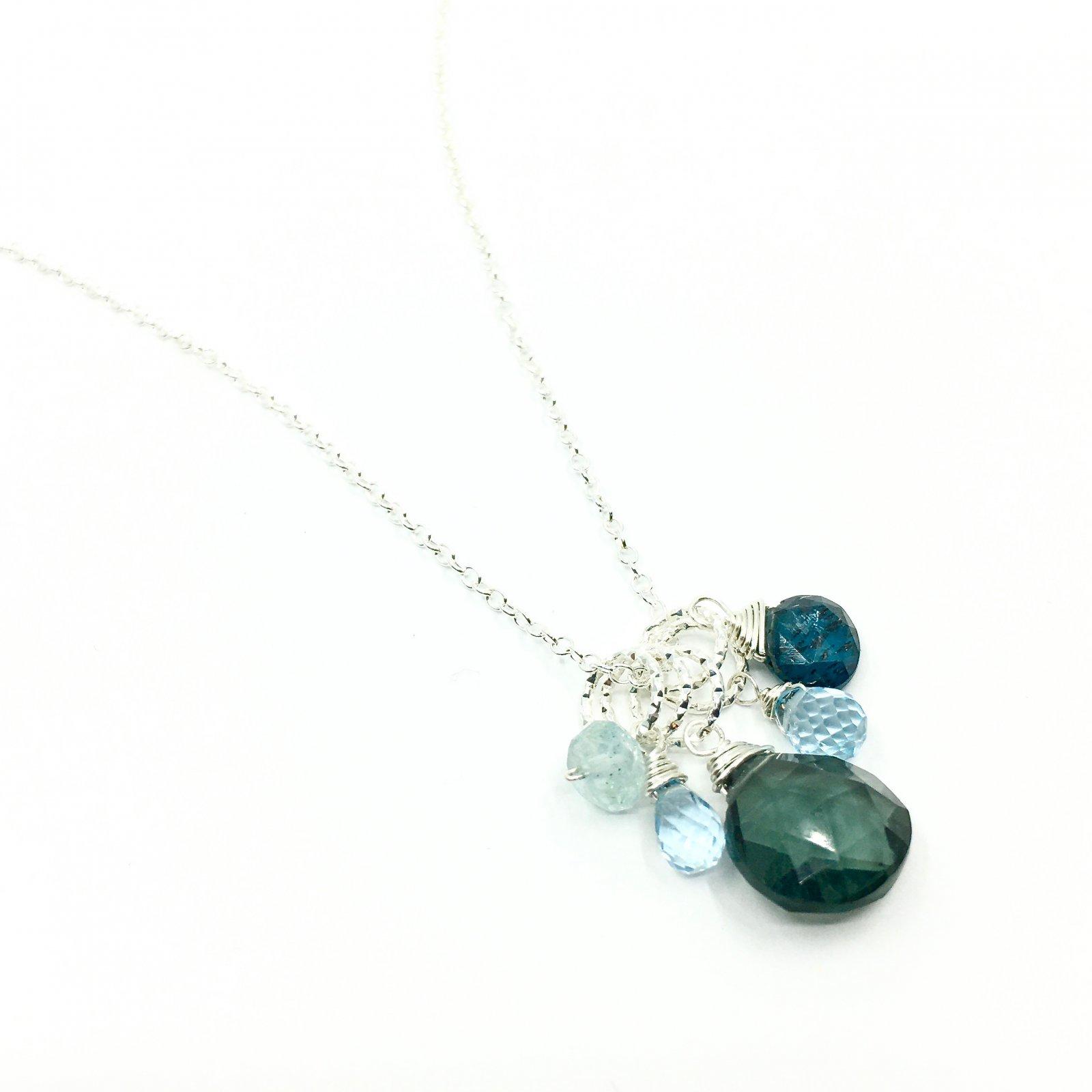 Kristin Ford Gemstone Necklace