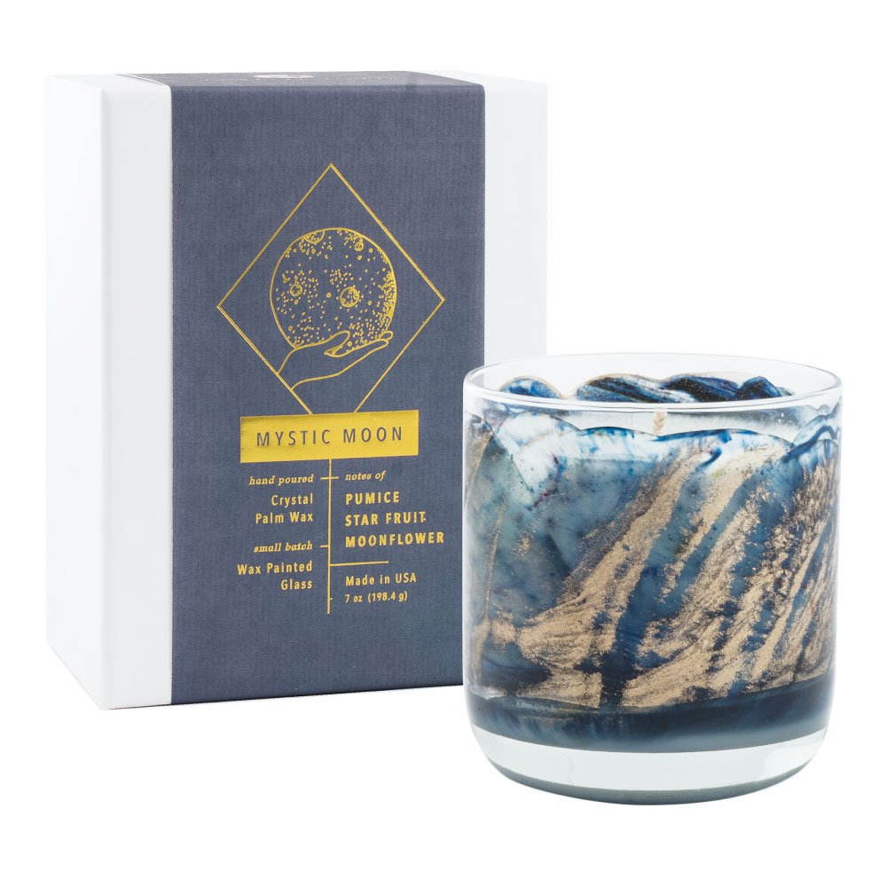 Northern Light Candle Mystic Moon