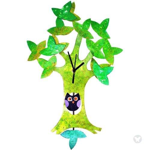 OXIDOS TREE CLOCK