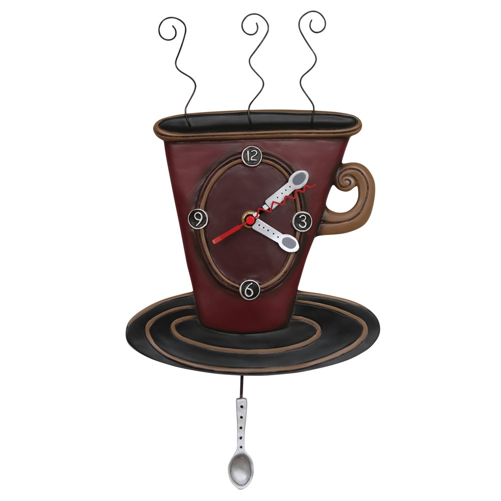 ALLEN CAFE CLOCK