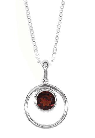 BOMA STERLING SILVER NECKLACE