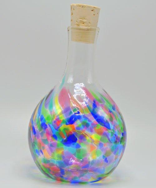 HENRIETTA GLASS BOTTLE