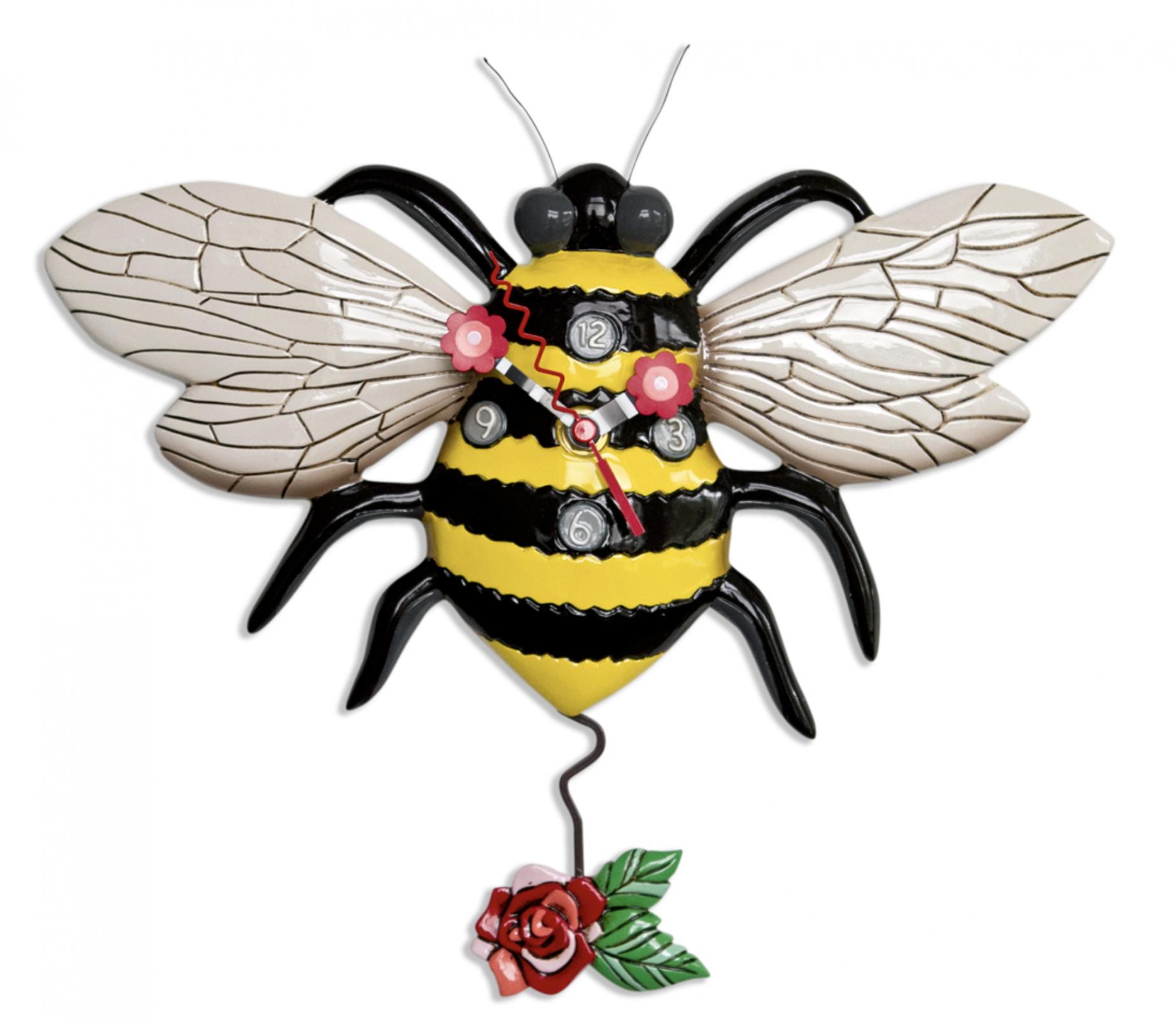 Allen Bee Clock