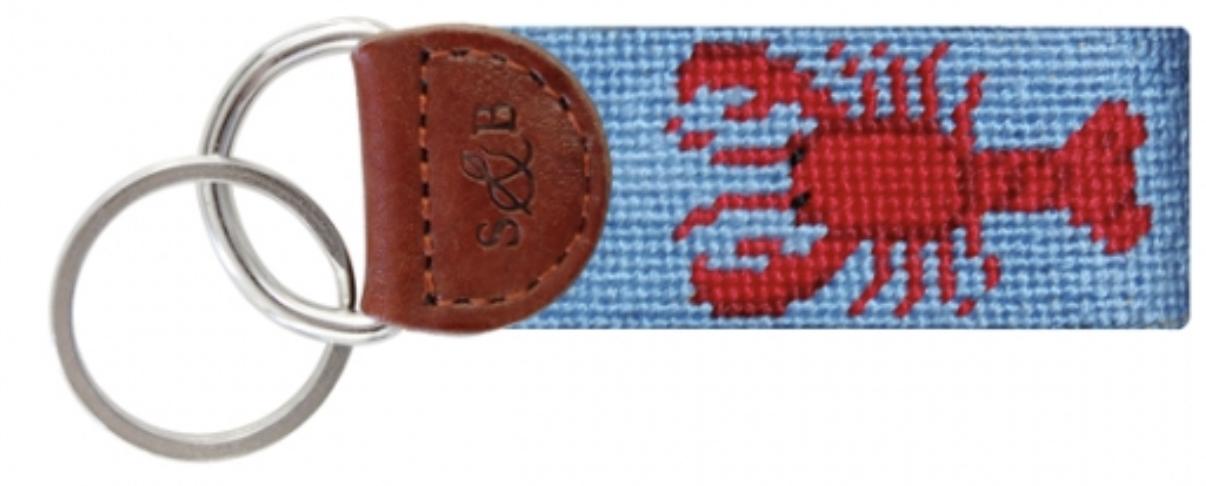 S&B Lobster Key Fob