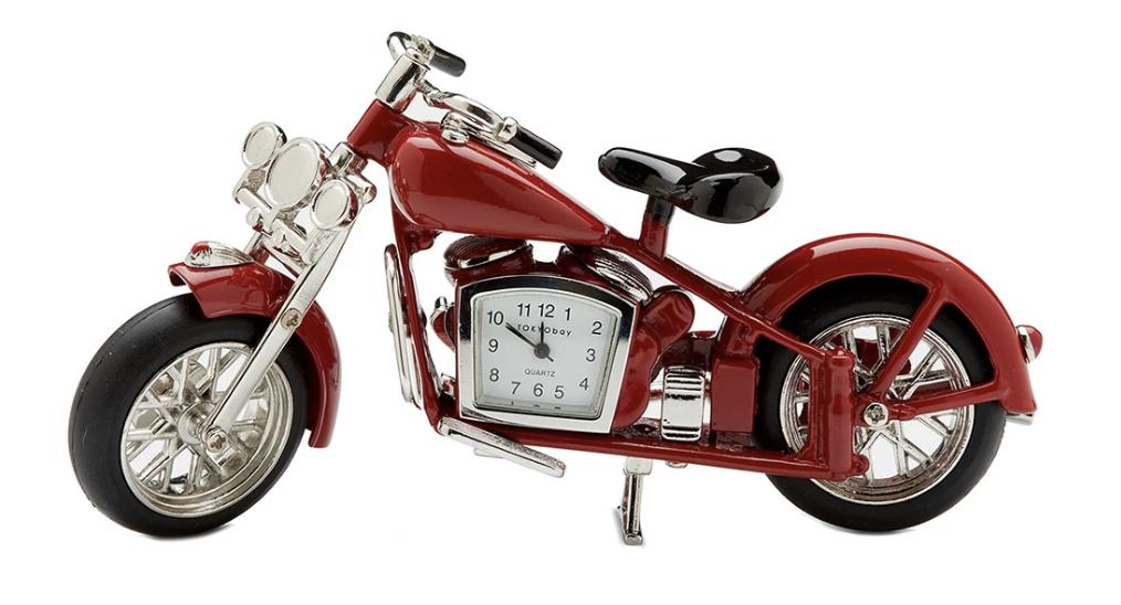 TOKIBOTS MOTORCYCLE CLOCK