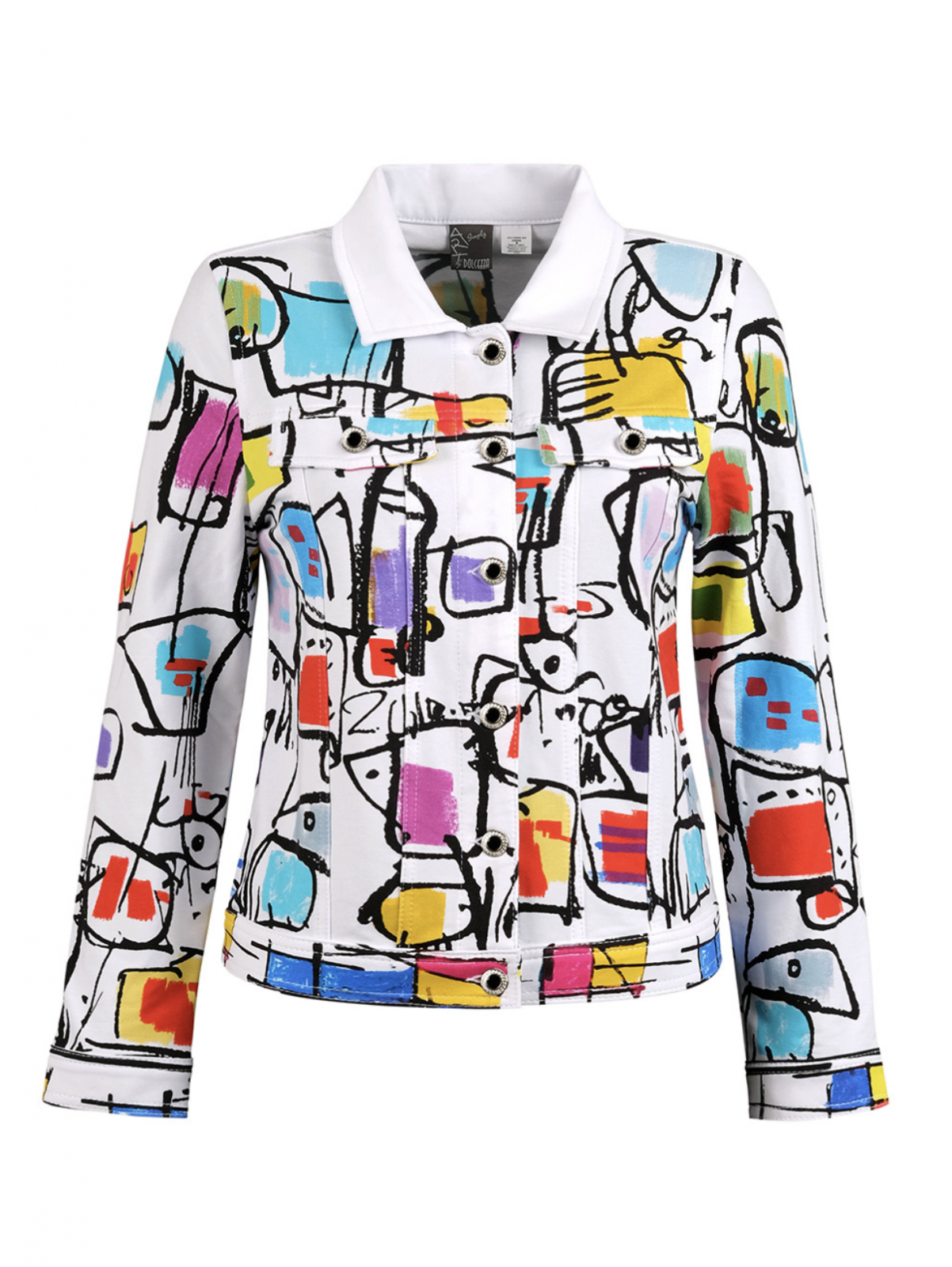 Dolcezza Colorful Jacket