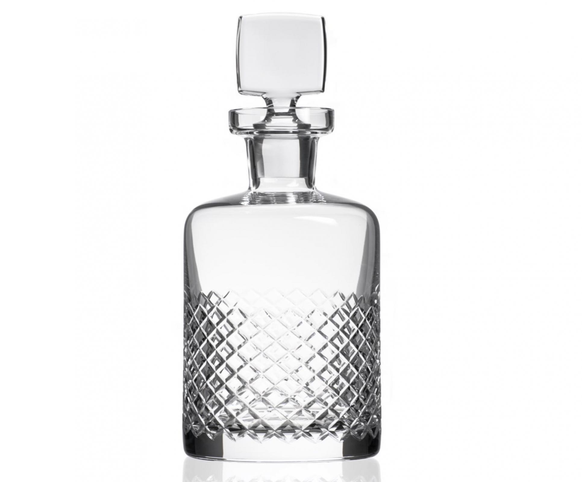 Rolf Diamond 40oz Whiskey Decanter