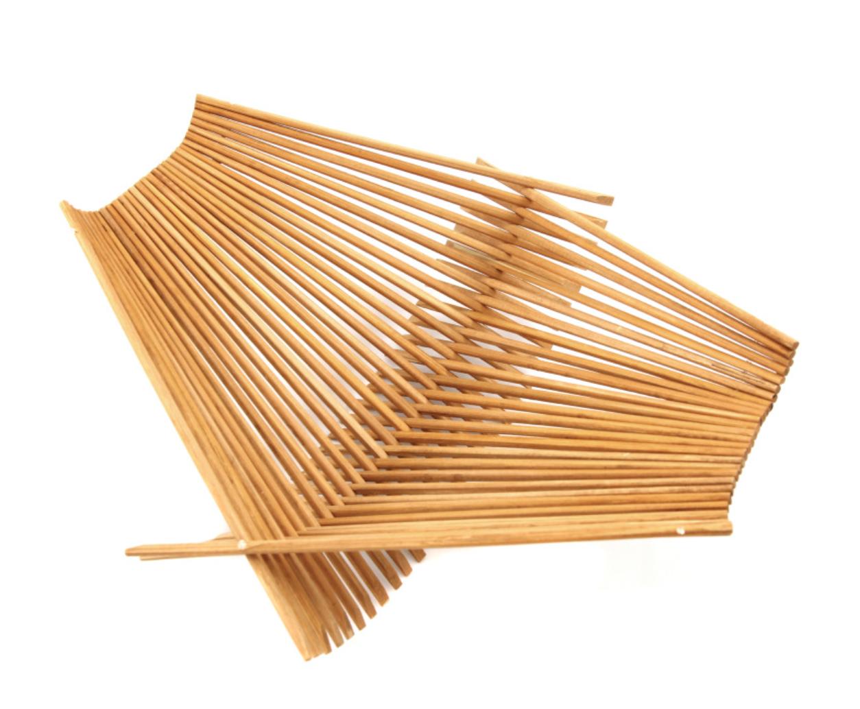 Chopstick Art Basket - Tea