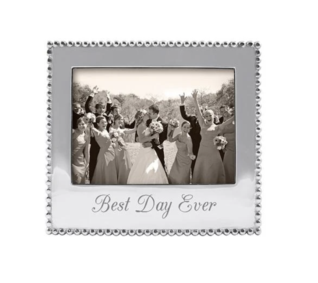 Mariposa Frame 5x7 Best Day Ever