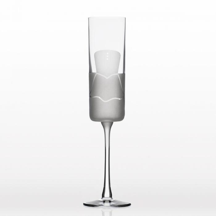 ROLF WEDDING GLASS