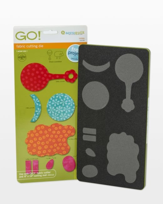 GO! Lullaby - Accuquilt - 55038