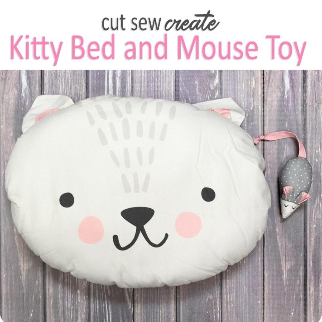 Kitty Bed Toy Panel