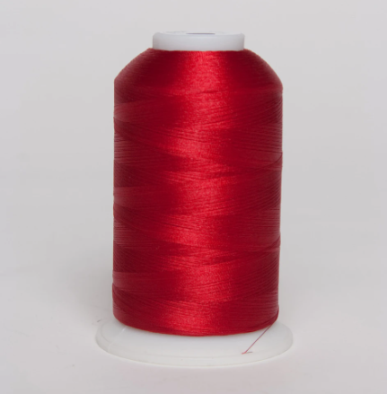 Exquisite Polyester Thread 3015 Scarlet Red - 5000 Meters