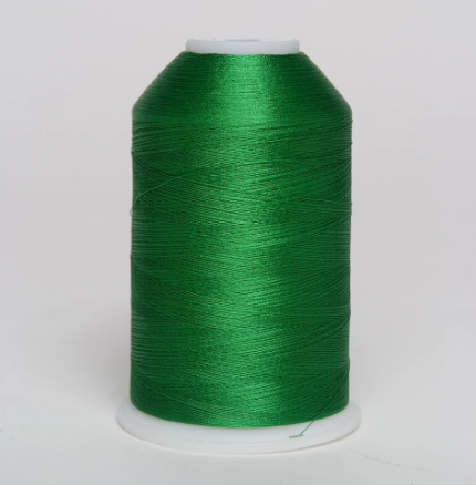 Exquisite Polyester Thread 777 Christmas Green - 5000 Meters