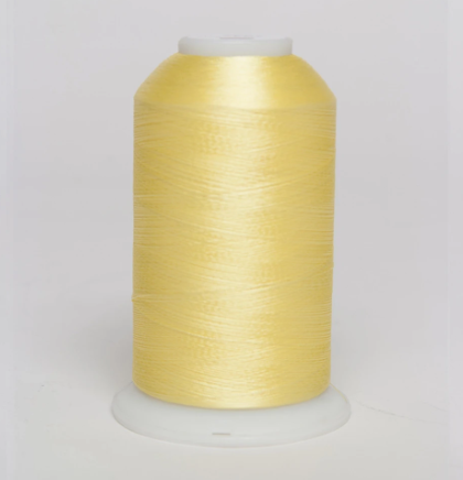 Exquisite Polyester Thread 632 Yellow Quartz - 5000 Meters