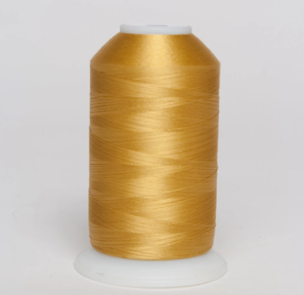 ES616 Exquisite Polyester Thread 616 Harvest Gold - 5000 Meters
