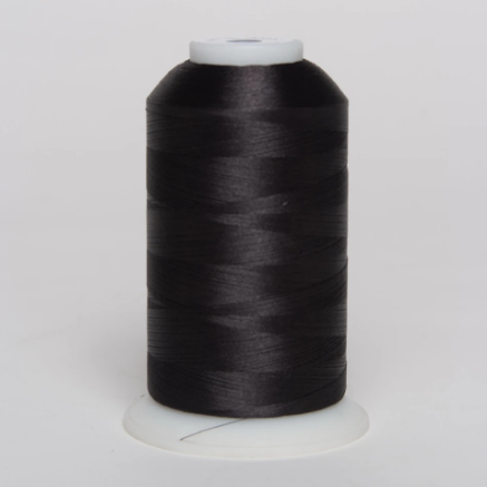 Exquisite Polyester Thread 020 Black - 5000 Meters