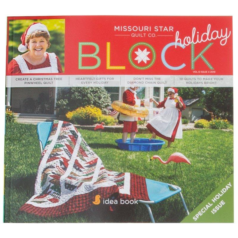 Block Magazine 2019  Holiday Edition Volume 6 Issue 4