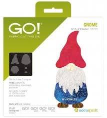 Accuquilt Go! Gnome Die  55210