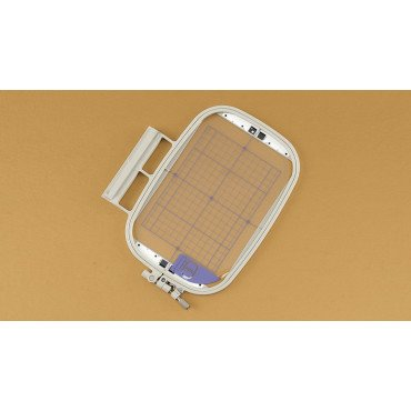 Baby Lock - IQ INTUITION POSITIONING EMBROIDERY HOOP AND GRID (5 X 7) - EF75S