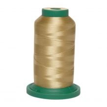 ES982 Light Gold Exquisite Embroidery Thread 1000 Meter Spool