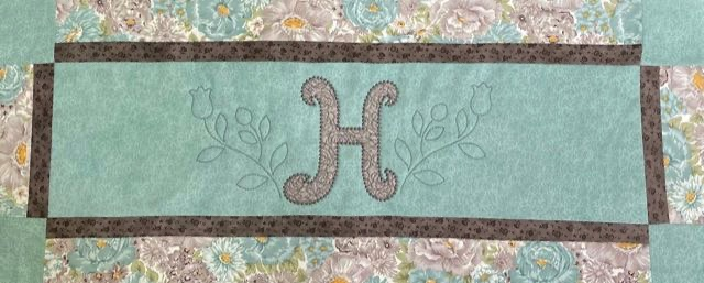 IQ Designer Directions - Font Applique Creation - Altair & Meridian - Use a built-in font to create an appliqué then add fancy fills and decorative stitches