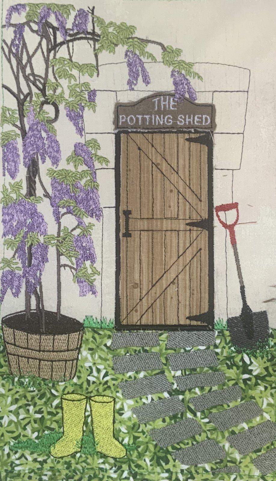 April Door Project Kit - DIME
