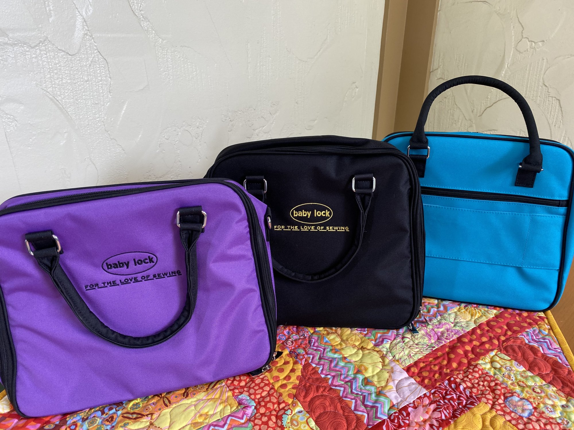 TEAL Babylock Foot Accessory Bag - BAG ONLY
