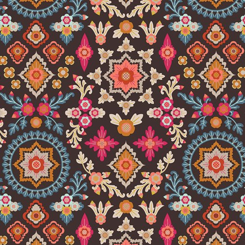 Aloha Spirit Luau in Knit