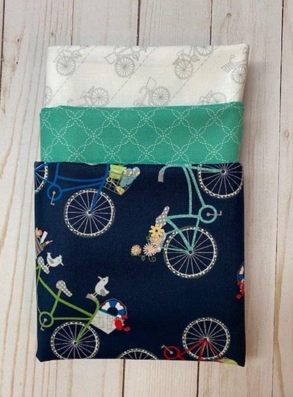 Kimberbell Bicycle - 3 Yard Bundle