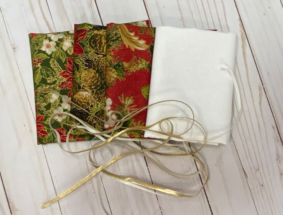 Fabric Kit for Janine Babich's It's the Most Wonderful Time of the Year