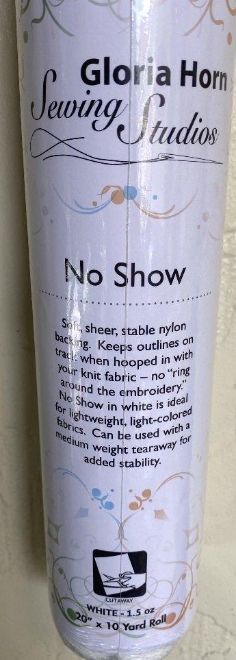 Exquisite Fusible No Show (1.5 oz) - 20 x 10 yds