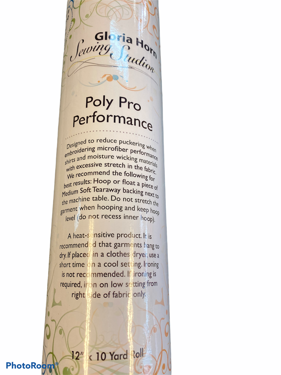 Exquisite PolyPro Performance Backing  H2501210
