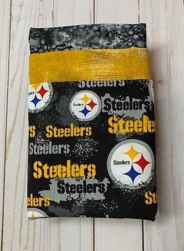 Pittsburgh Steelers Fabric - 3 Yard Bundle