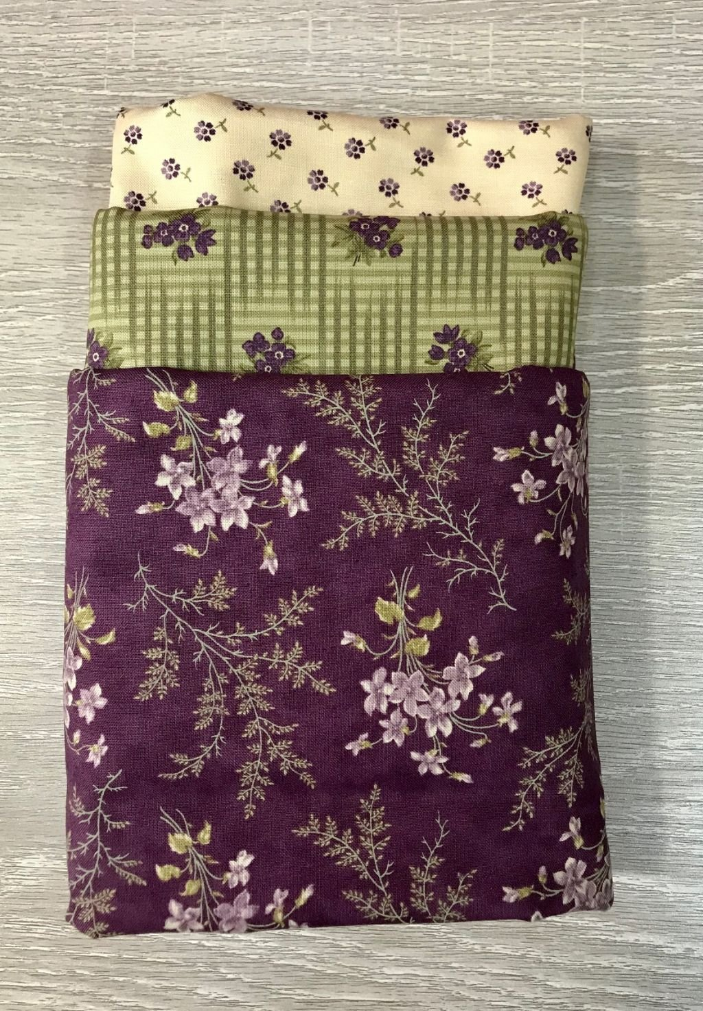Sweet Violet  - 3 Yard Fabric Bundle