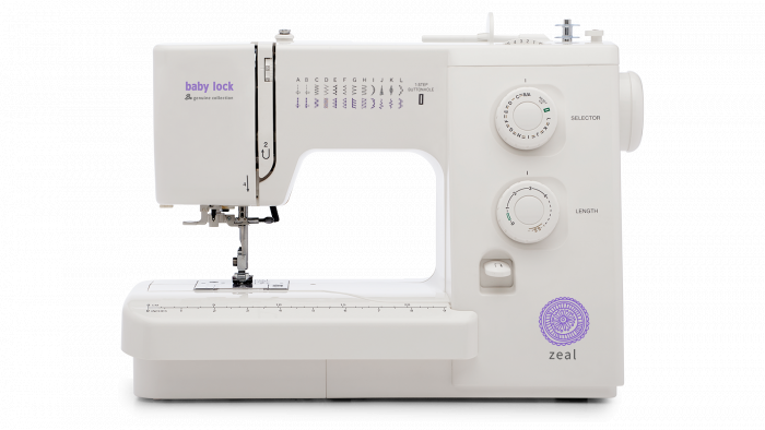 BabyLock Zeal Sewing Machine -  IN STOCK NOW