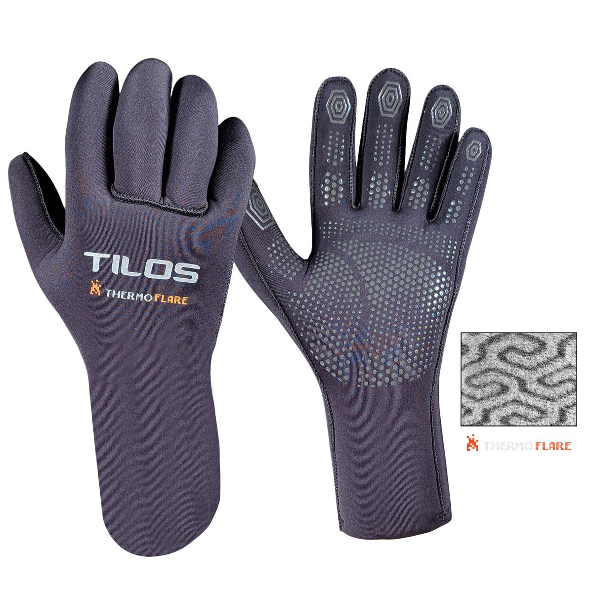 3MM THERMOFLARE SUPERSTRETCH GLOVES Tilos