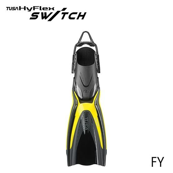 Tusa HyFlex SWITCH fin