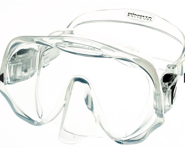 Atomic Frameless Medium Fit Mask