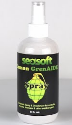 SeaSoft Lemon GrenAIDE wetsuit spray